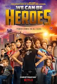 We Can Be Heroes | Netflix (2020) รวมพลังเด็กพันธุ์แกร่ง