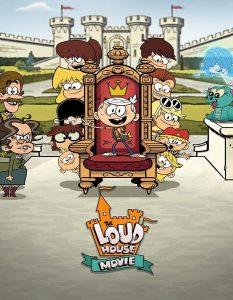 The Loud House Movie (2021) ครอบครัวตระกูลลาวด์ เดอะ มูฟวี