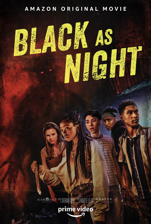 Black as Night (2021)
