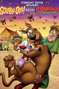 Scooby-Doo! Meets Courage the Cowardly Dog (2021)